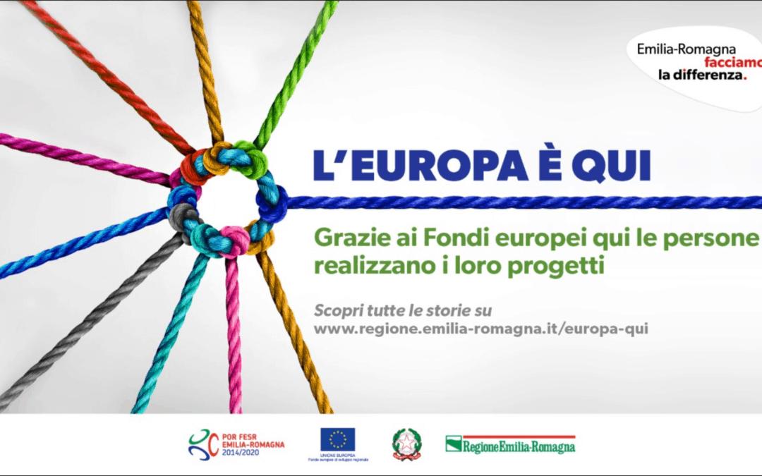 Medit con il Programma operativo del Fondo europeo di sviluppo regionale 2014-2020 di Regione Emilia-Romagna