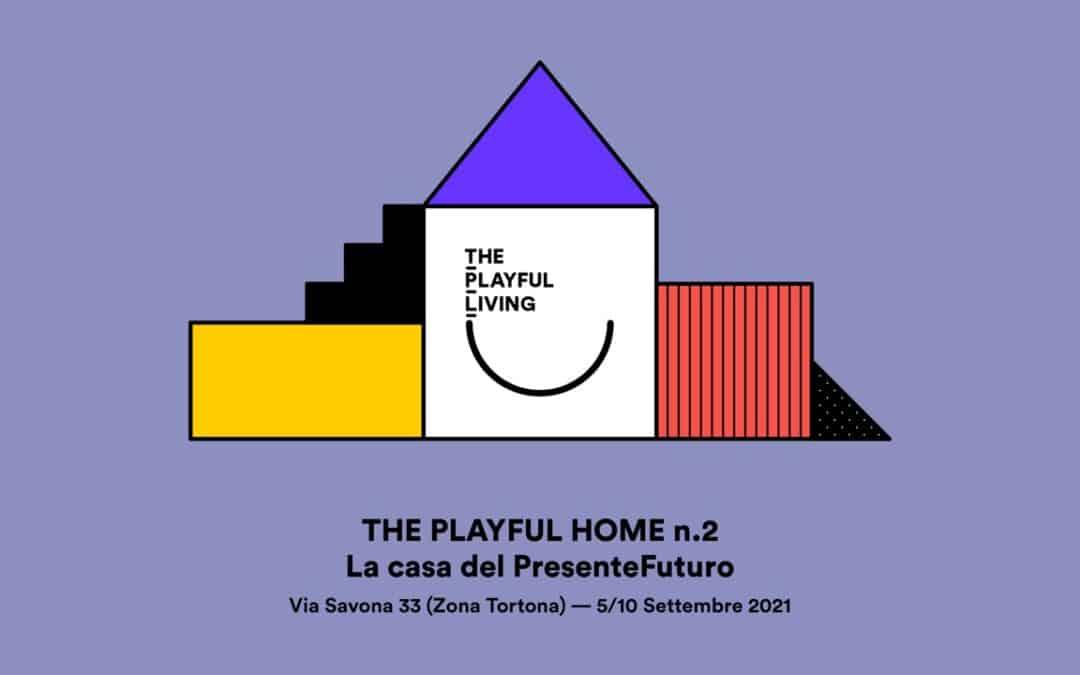"""Fuorisalone 2021 – Medit ne """"La casa del PresenteFuturo"""" di The Playful Living"""